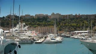 Port of Monaco, Cote D'Azur France