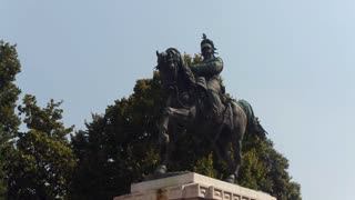 Victor Emmanuel II monument, Verona, Italy