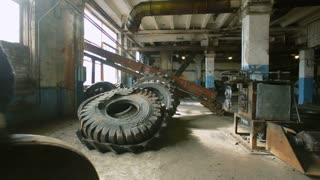 Environmentally friendly tire recycling