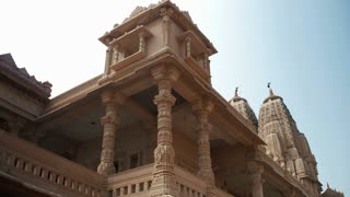 Jain temple in the suburbs of Delhi