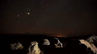 Primal Earth Images Geminid Meteor Shower Nz 4 K Stock