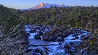Primal Earth Images Mahuia Ruapehu 4 K Stock