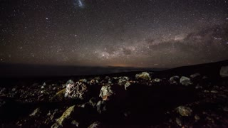 Primal Earth Images Milkyway Late Season 4 K Stock