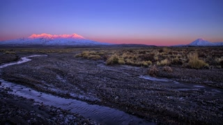 Primal Earth Images Mountains Sunrise Timelapse