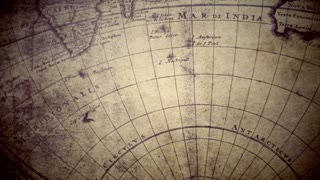 old map and other stuff