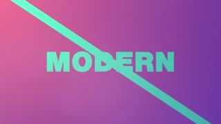 Dynamic Modern Slideshow