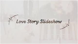 Love Story Slideshow
