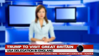 Breaking World News Graphic Pack