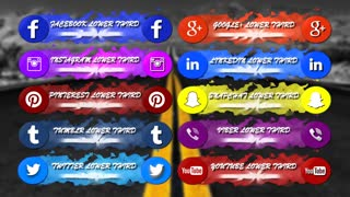 Social Networks Graphic Pack
