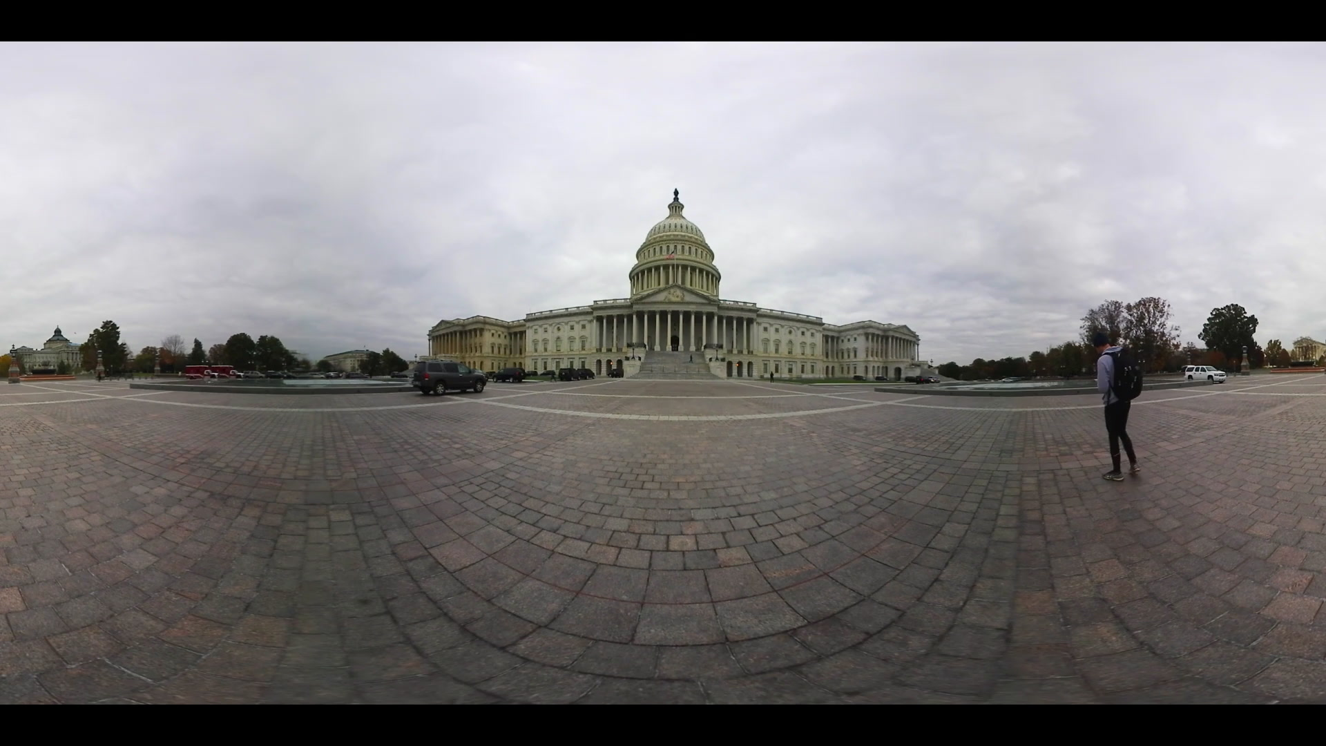 360 VR United States Capitol Building
