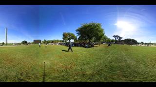 360 VR Video Washington Dc Tourism Monuments And Museum