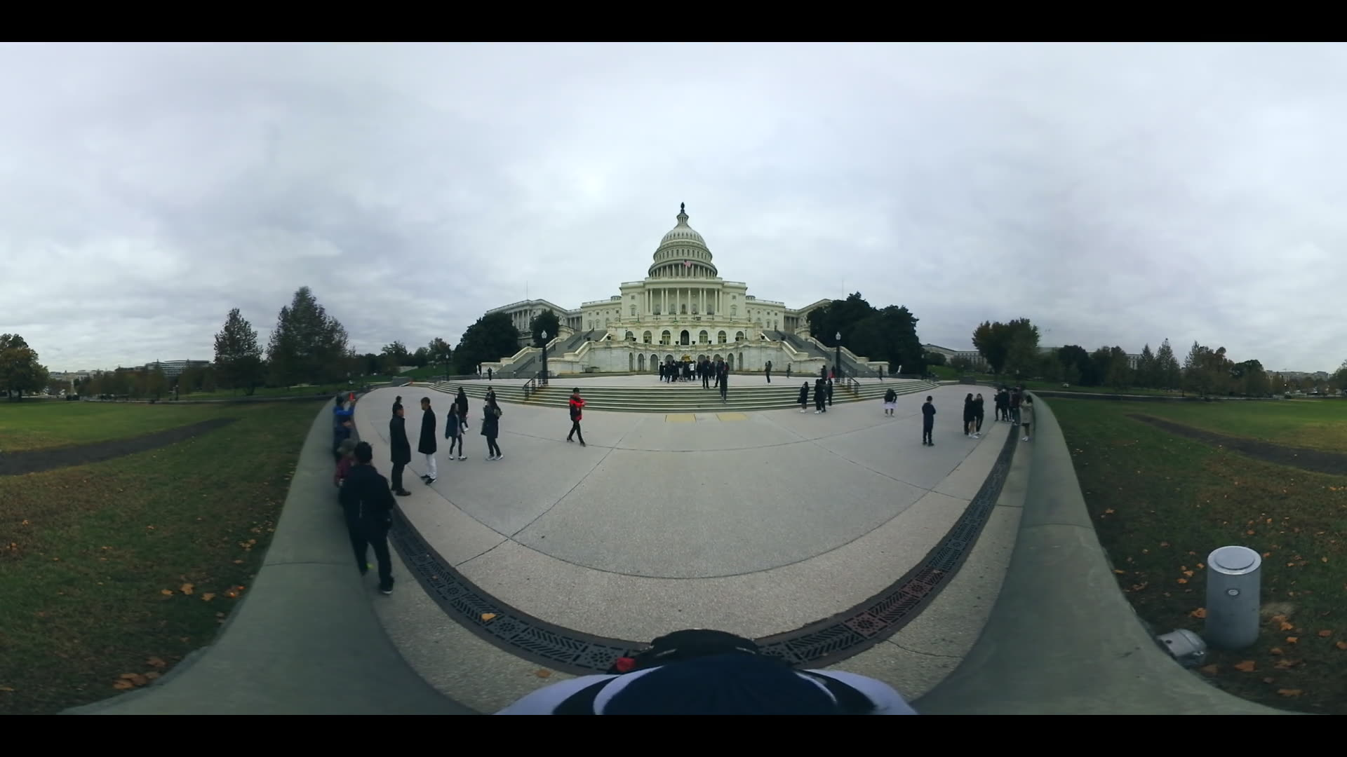 United States Capitol Building 360