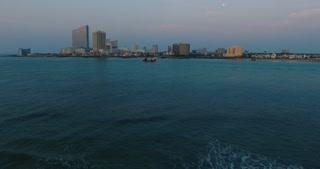 Atlantic City Aerial Footage