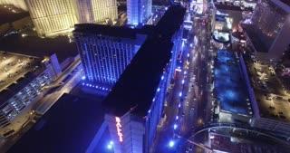 Las Vegas Aerial Footage