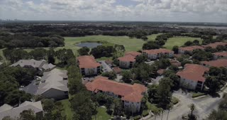 MetroWest Aerial In Orlando