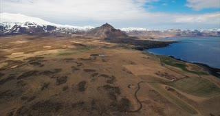 Sey̡isfj̦r̡ur Iceland Black Homes Isolation