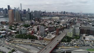 Long Island City Aerial Tunnel
