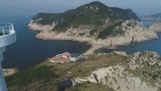 South Korea 241 Aerial Island