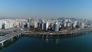 South Korea City Aerial 101