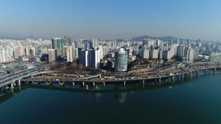 South Korea City Aerial 102