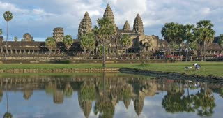 Angkor Wat Cambodia ancient civilization temple