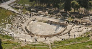 Athens Greece Theatre of Dionysus Eleuthereus