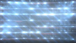 Bright Flashing Wall of Lights Stage Sports Stadium Background