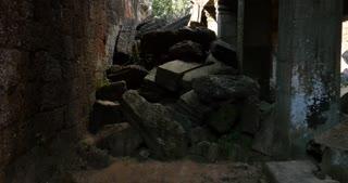 Cambodia Angkor Wat temple ancient ruin buildings Preah Khan