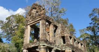 Cambodia Angkor Wat temple ancient ruin complex Preah Khan
