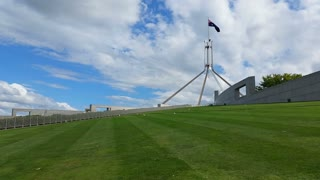 Canberra - Parliament House: Canberra is the capital city of Australia. The city is located at the northern end of the Australian Capital Territory ACT.