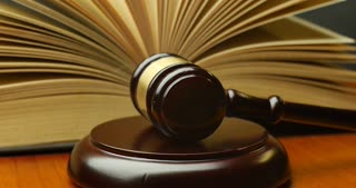 Court legal law system mallet of judge legal code of judgment