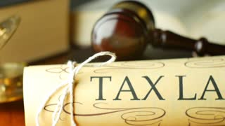 Court legal tax law system mallet of judge legal code of judgment