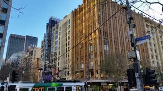 Establishing Shot - Melbourne City