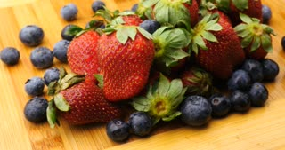 Fruit health fresh natural strawberry and berries