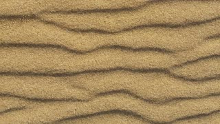 Geology - Sand ripples