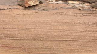 Geology - Sedimentary Sandstone laminations