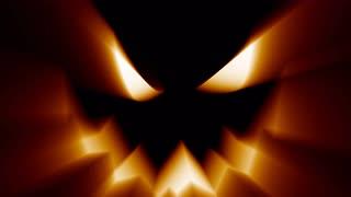 Halloween jack-o-lantern evil spooky scary horror face