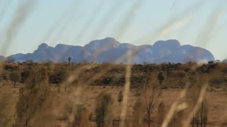 Kata Tjuta The Olgas Australian Landmark Outback Red Desert Landscape