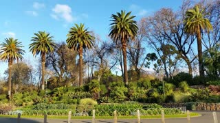 Melbourne City Victoria Australia