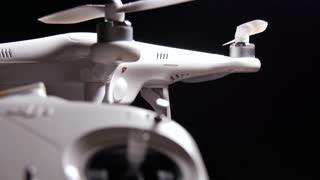 Multirotor drone quadcopter DJI Phantom