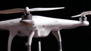 Multirotor drone quadcopter UAV