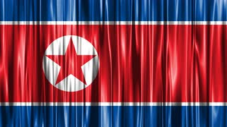 North Korea flag. North Korea, officially the Democratic People's Republic of Korea, is a country in East Asia, in the northern part of the Korean Peninsula.