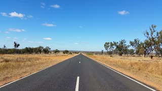 Open Road Australian Landscape