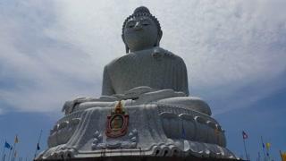 Phuket's Big Buddha - Buddhist Religious Landmark