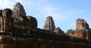 Pre Rup Cambodia Angkor Wat temple ancient ruin buildings complex