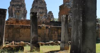 Pre Rup Cambodia Angkor Wat temple ancient ruin buildings monument
