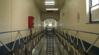 Prison Jail Gaol Cell Block