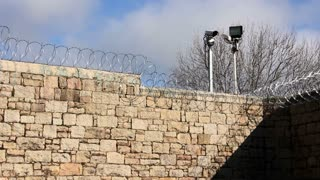 Prison Jail Gaol razor wire and security