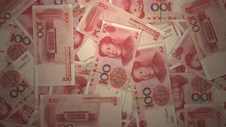 Renminbi rmb yuan Chinese money banknote international economy currency