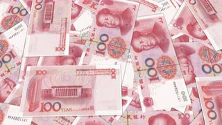 RMB Renminbi yuan Chinese money banknote international economy currency